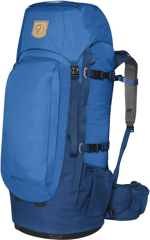 UN blue Brustgurt für Kanken Rucksack Fjäll Räven Chest Strap long